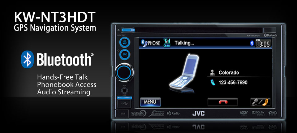 Built-in Bluetooth Wireless Technology